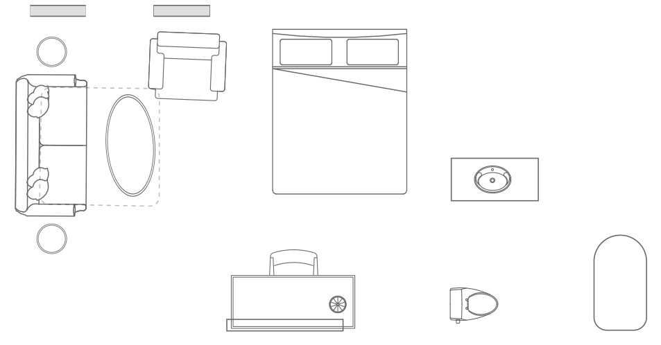 The <span>Williams</span> Room Floorplan